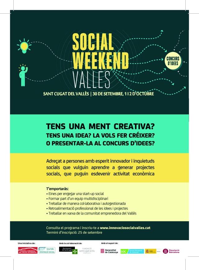 anunci social weekend valles